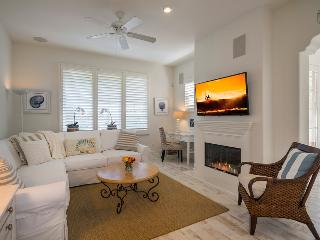 Elegant condo is perfect for Urban Wine Tour and just blocks from the beach - Bella Mar - Santa Barbara vacation rentals