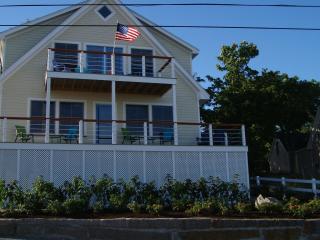 Beautiful New House overlooking Stonington Harbor - Stonington vacation rentals