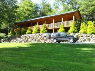 Riverfront cabin Blueridge mountains Sparta NC - Sparta vacation rentals