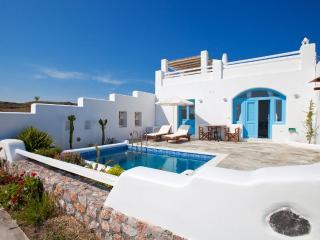 Zephyros Villa, sea view, private pool - Santorini vacation rentals