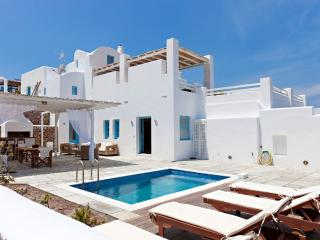 Levantes Villa, sea view, private pool and jacuzzi - Santorini vacation rentals