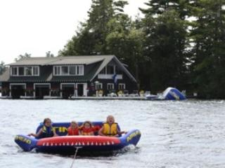 Lake Joseph Private Island-Cottage & Boathouse - Mactier vacation rentals