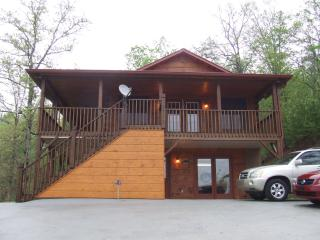 Peaceful Log Cabin in the Clouds - Murphy vacation rentals