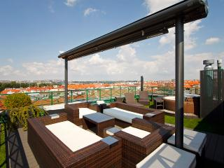 Luxury Penthouse with a Rooftop Jacuzzi - Prague vacation rentals