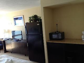 Wide Oceanfront view indoor and outdoor pool with hot tub - Myrtle Beach vacation rentals