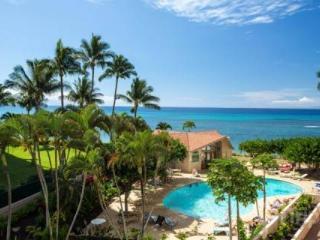 Spacious Royal Kahana Ocean View Studio - Kahana vacation rentals