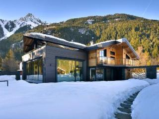 Spacious Chalet Dalmore with mountain view roof terrace, large pool, driver & chef - Chamonix vacation rentals