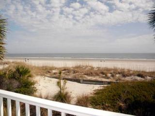 Amazing 3BR+loft/4BA Beach Villa with Breathtaking Views of Beach and Ocean - Hilton Head vacation rentals