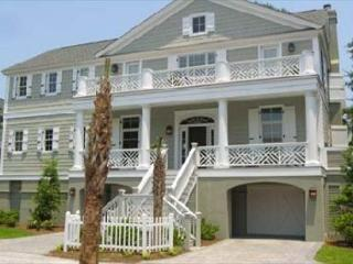 A Wonderful and Recently Built 6BR/4.5BA Home 3rd Row in North Forest Beach - Hilton Head vacation rentals