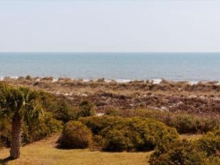 5BR/4BA Epitome of Bright and Airy Beach Home with Panoramic Oceanfront View - Palmetto Dunes vacation rentals