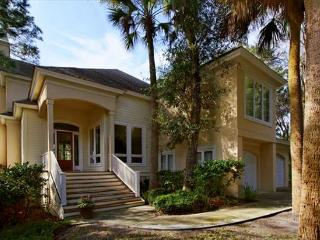 Exciting 5BR/5.5BA Multi-Level Home in Palmetto Dunes with Private Dock - Hilton Head vacation rentals
