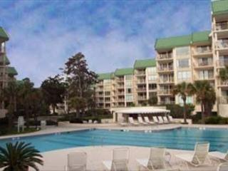 Wonderful 2BR/2BA Totally Updated Villa Offers a View of Ocean and Pools - Palmetto Dunes vacation rentals