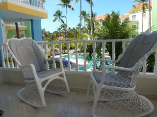 BEAUTIFUL 2 BEDROOM 2ND FLOOR/BARBECUE - Punta Cana vacation rentals