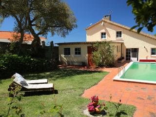 Villa in Sintra Natural Park: pool garden country - Mafra vacation rentals