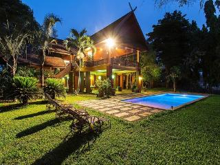 Spectacular Private Lanna Villa on River - 7BD6BA - Chiang Mai Province vacation rentals