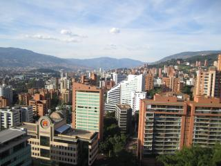 NEW - 1b/2ba Penthouse with Rooftop Pool, Gym - Envigado vacation rentals