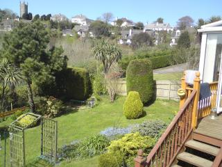 bungalow with large garden near the helford estuar - Falmouth vacation rentals