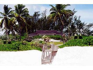 Hamilton House from the Beach - Relaxed Family Home on Private Windermere Island - Eleuthera - rentals