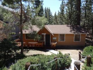 Cougar Cabin with Hot Tub - California vacation rentals