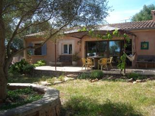 Beautifull cottage with garden 5 km from sea - Majorca vacation rentals
