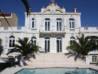 Amazing Villa Cannes City Centre Pool Garden, 14 p - Cannes vacation rentals
