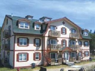 1-BR Condo with Kitchen in Private Residence Club - Image 1 - Mont Tremblant - rentals