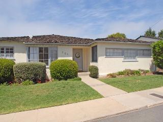 Rushville Cottage 604 Rushville Street - La Jolla vacation rentals
