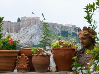 Unique Plaka/Acropolis apartment! A/C, Great View! - Athens vacation rentals