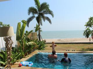 Absolute Beachfront, secluded Luxury - Prachuap Khiri Khan Province vacation rentals