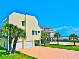 Fabulous beach house only steps from the sand! - Galveston vacation rentals