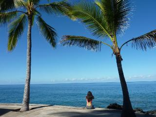 Oceanfront 2BR/2BA Townhouse Pool & Tennis Courts - Kailua-Kona vacation rentals