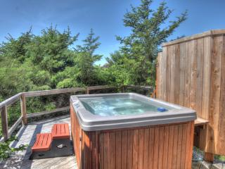Quiet Private Beach House with Hot Tub! FREE NIGHT - Waldport vacation rentals