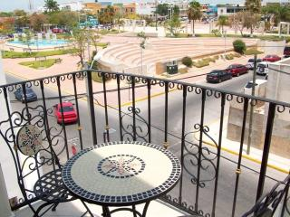 Spacious and Private Downtown Penthouse Mar #7 - Playa del Carmen vacation rentals