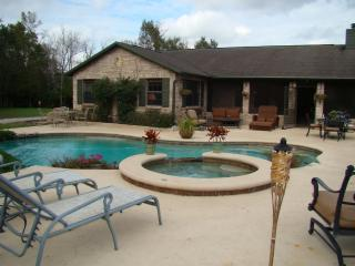 4 BR / 2 BA Gated Equestrian Ranch with Pool / Spa - Titusville vacation rentals