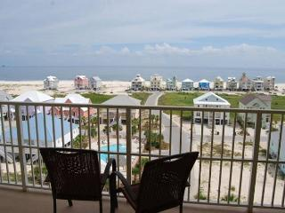 Top Floor Unit With Great View of Gulf! - Fort Morgan vacation rentals