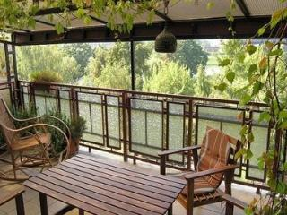 Apartment with huge terrace overlooking the river - Poland vacation rentals