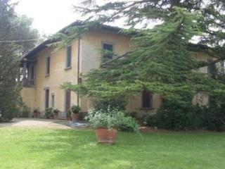 Beautiful apartment in old Villa at the edge of Chianti - Montefiridolfi vacation rentals