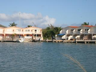 Lovely 2 bed waterfront villa - Crab Hill vacation rentals