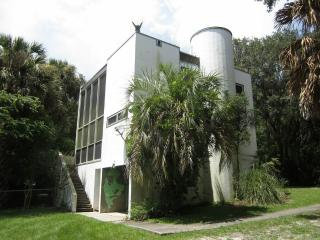 Castle with Pool in Woods Very Near Gainesville - Micanopy vacation rentals