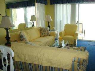Ocean Front Condominium - North Myrtle Beach vacation rentals