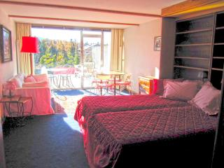 Big studio with terrace - Crans-Montana vacation rentals