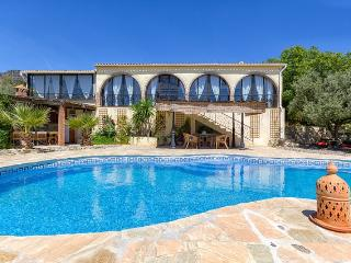Luxury villa with private pool - Casarabonela vacation rentals