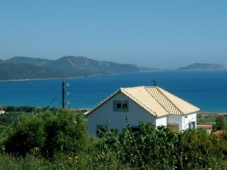 Cosy Studio: magnificent view on the Ionian sea - Chrani vacation rentals