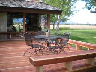 Golf Creek 31 - Beautiful unit with Fantastic Views - Jackson vacation rentals