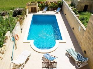 Spacious Villa with Large Outdoor Private Pool - Island of Gozo vacation rentals