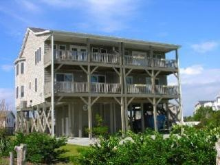 Ocean and sound view duplex. Sunday to Sunday - Emerald Isle vacation rentals