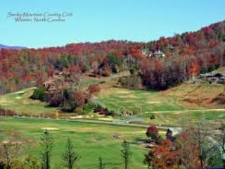 Golfers Paradise in Smoky Mountain Country Club - Whittier vacation rentals