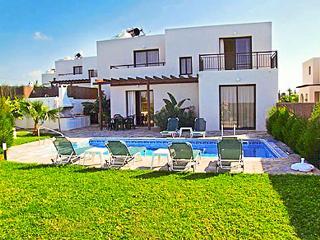 Villa close to the sea in Coral Bay - Paphos vacation rentals
