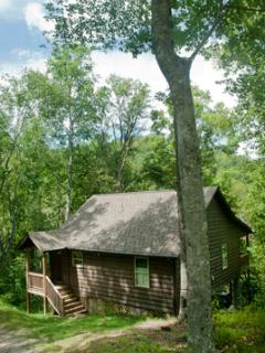 The Cabins at Long Branch: Sassafras Breeze - Hayesville vacation rentals