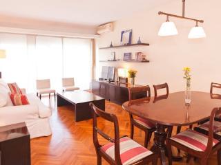 Spacious & Sunny 2 Bedroom apartment in Recoleta - Buenos Aires vacation rentals